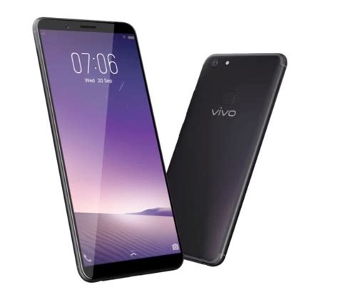 vivo v7 vivo v7 big near bezel less and probably quite