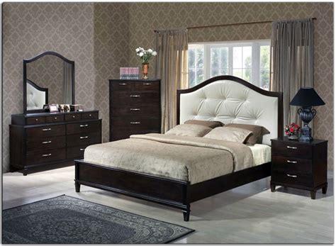 leather bedroom furniture bed bedroom furniture raya leather photo modern black