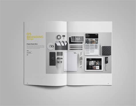 interior design portfolio templates graphic designer portfolio template free design resources