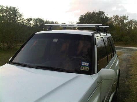 Suzuki Sidekick Roof Rack by Tracker Roof Racks Suzuki Forums Suzuki Forum Site
