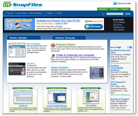 best software download website top 15 of the best windows freeware software download websites