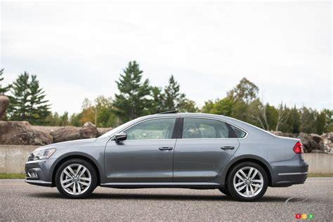 2016 volkswagen passat drive car auto123
