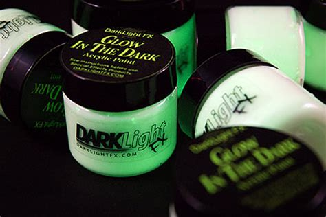 glow in the paint dries clear glow in the paint pro grade acrylic invisible