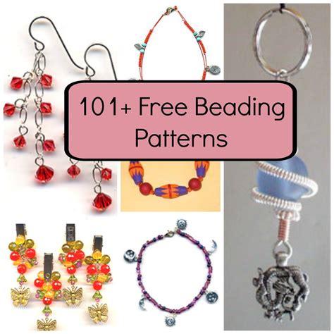 free printable seed bead patterns 101 free beading patterns favecrafts
