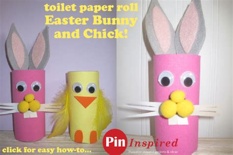 easter toilet paper roll crafts easter craft for toilet paper roll easter bunny