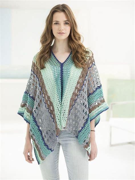 poncho pattern 37 creative crochet poncho patterns for you patterns hub
