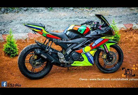 R15 V2 0 Modification by Modified Yamaha Bikes Modifiedx
