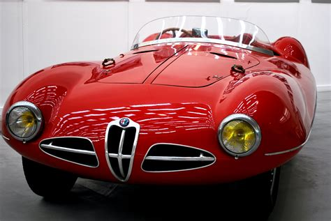 1952 alfa romeo disco volante by gladiatorromanus on