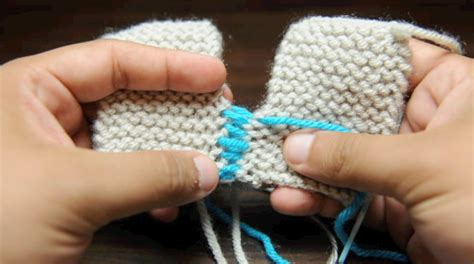 knitting how to graft how to knit grafting garter stitch new stitch a day