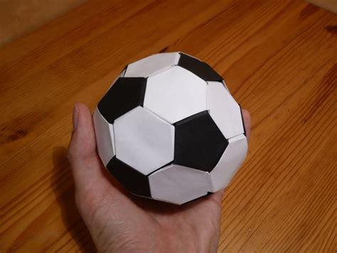 Origami Maniacs Origami Soccer