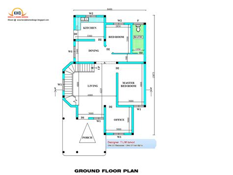kerala model house plans with elevation house plan elevation kerala home design floor plans