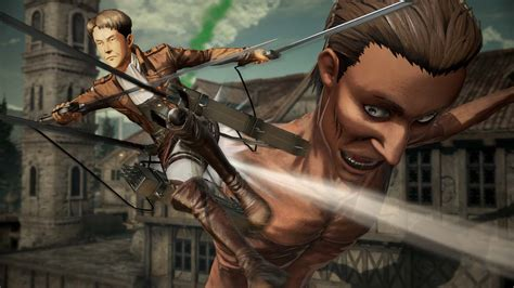 attack on titan 11 attack on titan 2 gets details on buddy actions and new