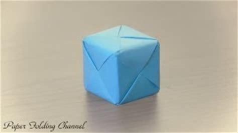 3d cube origami origami seamless cube no pcook ru