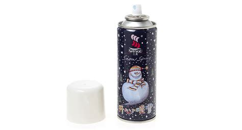 spray can snow 3 04 220ml snow spray can window decoration at