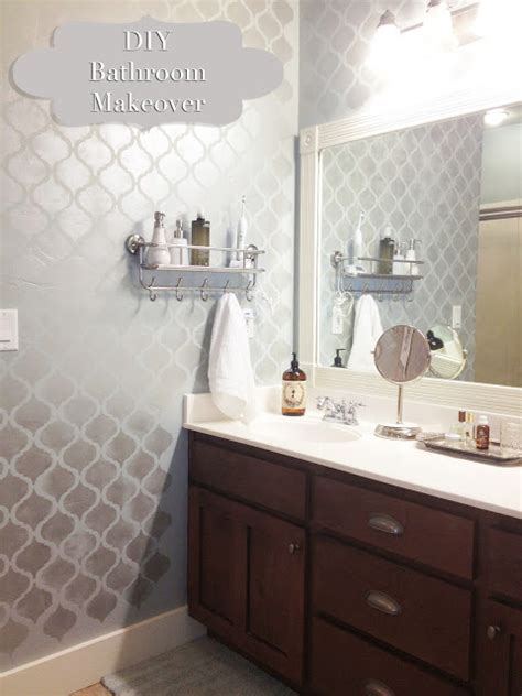 Diy Bathroom Makeover Ideas by Bathroom Makeover And Reveal Entirely Eventful Day