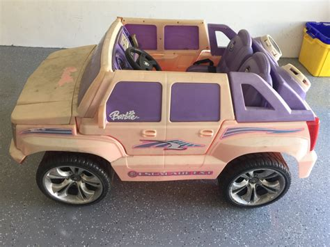 Pink Cadillac Power Wheels by Letgo Pink Power Wheels Cadillac In Highland Fl