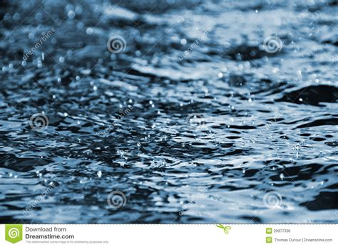 floating water water droplets floating on the water surface royalty free