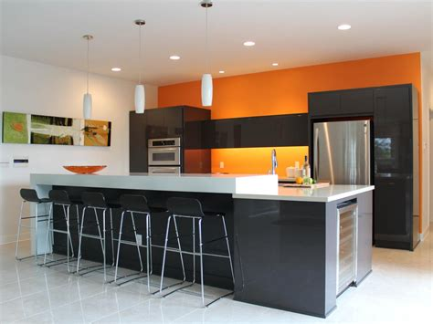 modern kitchen colours and designs kitchen paint color schemes and techniques hgtv pictures