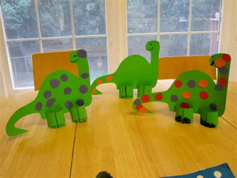 rawr 16 dinosaur crafts to get you in touch with your