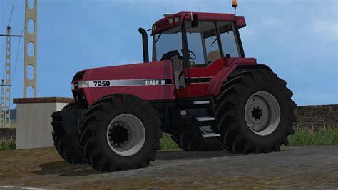 case ih case ih magnum 7250 tractor v1 0 fs 15 mod download