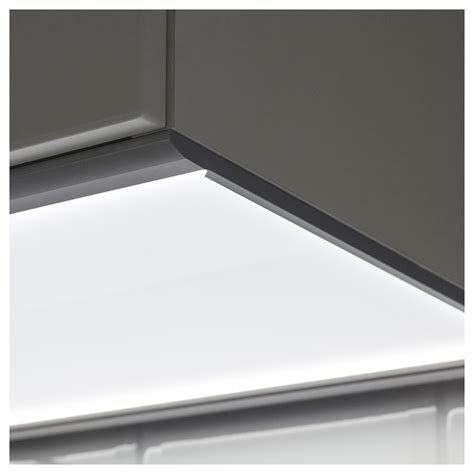 ikea led lighting f 214 rb 196 ttra led worktop lighting opal white 40 cm ikea