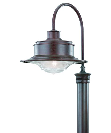 outdoor lighting post troy lighting p9394 south 1 light outdoor post l
