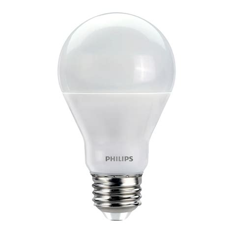 warm glow led lights philips 60w equivalent soft white with warm glow a19