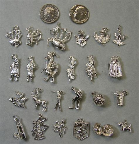 charms and charms 1 silver sizes