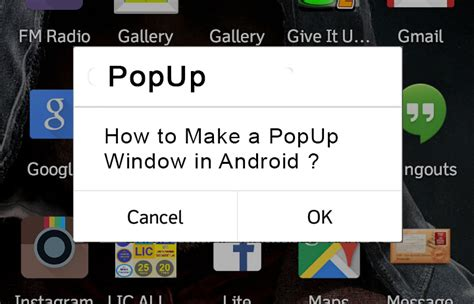 how to make a pop up i you card how to create a shopping cart application in android