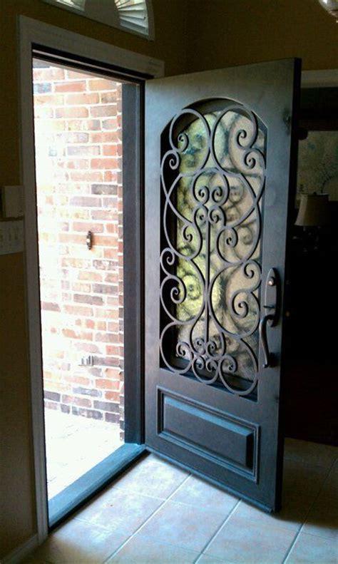 front door iron gates best 25 iron front door ideas on iron doors