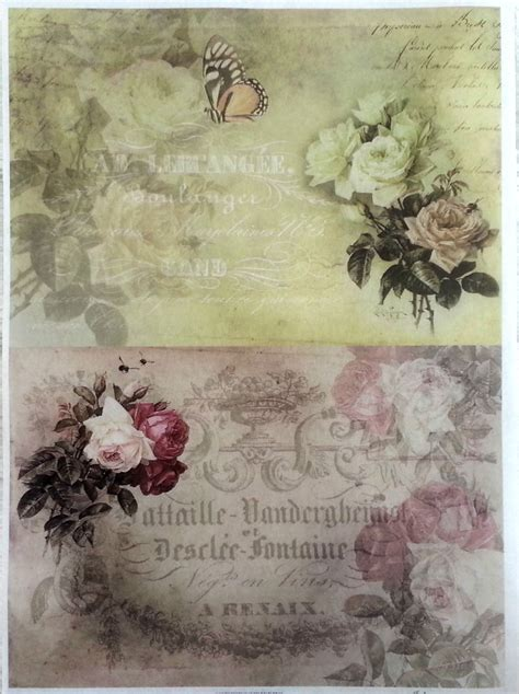 decoupage with rice paper rice decoupage paper decoupage sheets scrapbooking