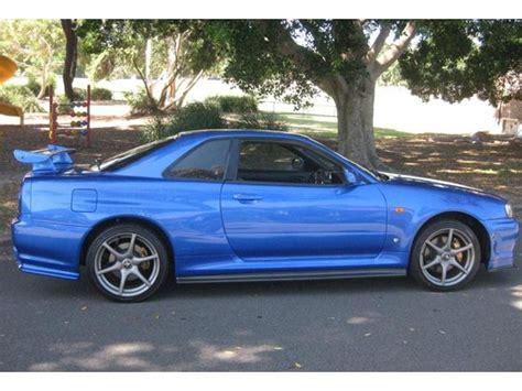 1999 Nissan Skyline Gtr R34 For Sale by 1999 Nissan Skyline Gtr R34 For Sale Illinois Html Autos