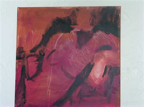 acrylic painting human reclining figure acrylic on canvas in the human form