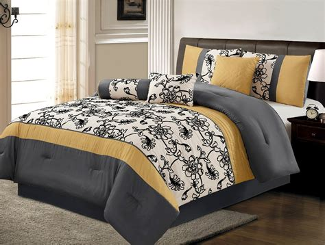 yellow and white bedding sets all bedding sets yellow and black