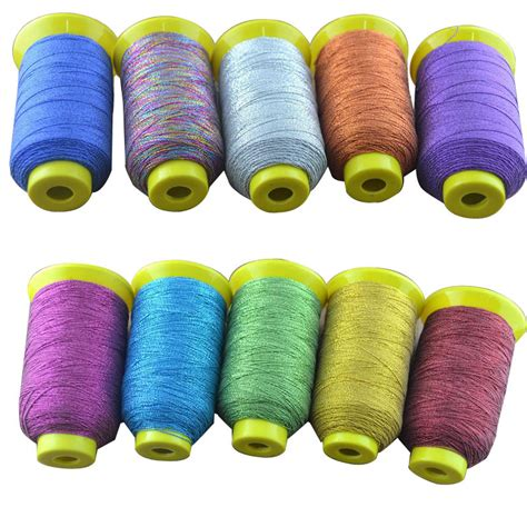 knitting with sewing thread big cone elastic sewing thread 0 05mm industrial sewing
