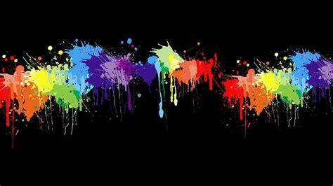 Paint Splatter Wallpapers Wallpaper Cave