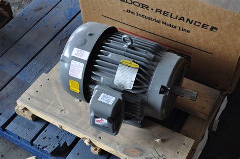 Surplus Electric Motors by Baldor Motor W25 Jpg
