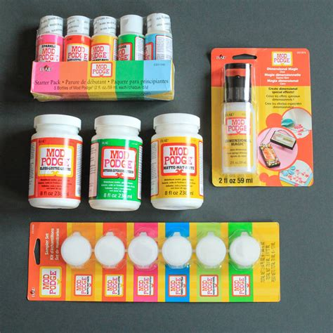 decoupage glue mod podge crafting decoupage glue by berylune