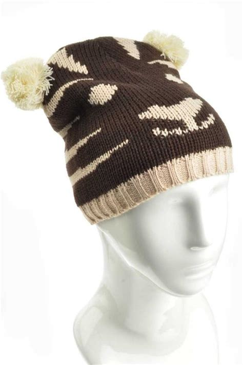 knitted animal hats uk seller knitted animal hats ear warmer hat