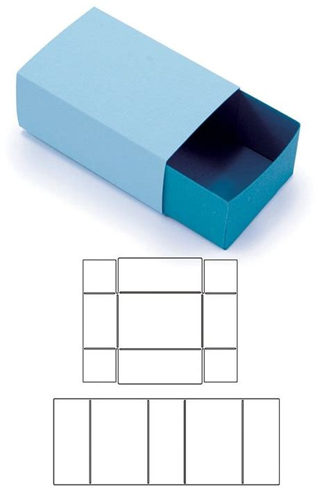 box paper craft 25 best ideas about paper box template on