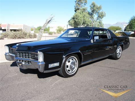 1968 Cadillac Coupe by 1968 Cadillac Eldorado Coupe Ebay