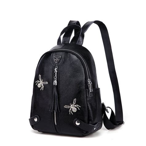 mochila de cuero negro m 225 s de 25 ideas incre 237 bles sobre mochila de cuero negro en