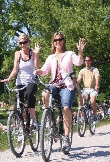 Englischer Garten München Fahrradverleih by Classic Bike Tour Info Bike Tours