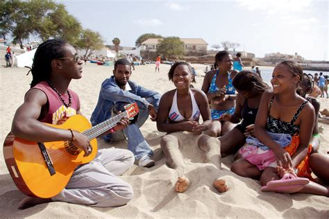 finding the best live music finding the best live music in cape verde