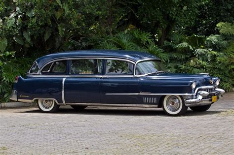 1955 Cadillac Hearse by 1955 Cadillac Limousine Hearse By Superior Corbi Us