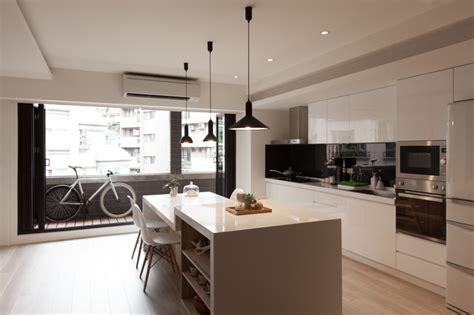 modern open kitchen design open kitchen interior design ideas