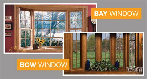 What Is A Bow Window bay windows vs bow windows two kinds of beautiful