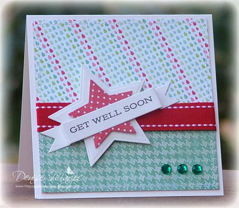 how to make get well soon cards the paper landscaper get well soon