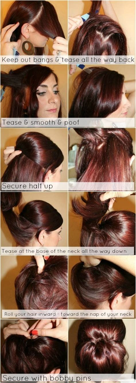 12 trendy low bun updo hairstyles tutorials easy cute