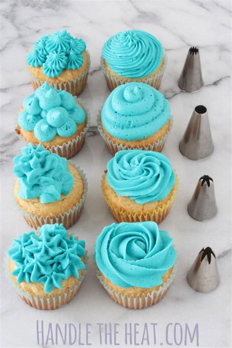 cupcakes decoration cupcake decorating tips handle the heat